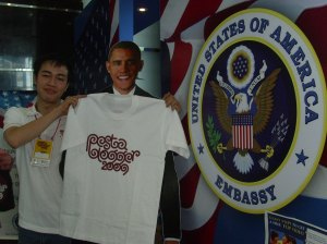 me and obama